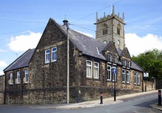 St Thomas Leesfield primary school, West Street, Lees, Oldham
