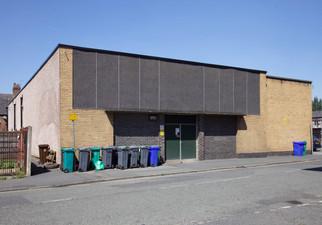 Substation, William Street, Didsbury