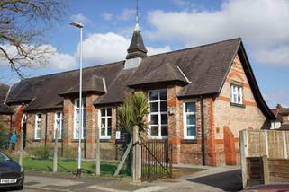 Former school, Poplar Grove, Sale, Trafford