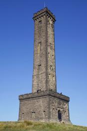 Memorial tower to Sir Robert Peel, Holcombe Hill, Bury