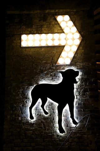 Black Dog bowling alley, Whitworth Street West