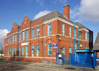 St Peter & St Paul's primary school, Pilkington Street, Bolton