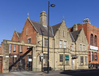 Former police station, Stockport Road, Levenshulme