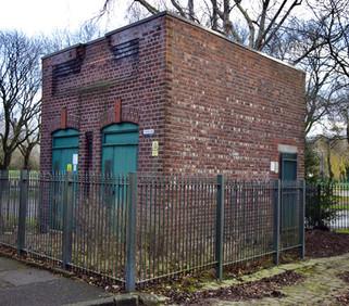 Substation, Westbury Road, Crumpsall