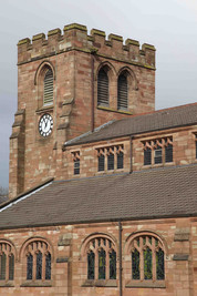 St Thomas' Church, Warrington Road, Ashton-in-Makerfield
