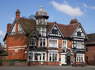 The Volunteer Hotel, Cross Street, Sale, Trafford