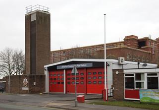 Atherton Community Fire Station, Gloucester Street, Atherton