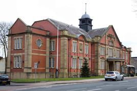 Farnworth Town Hall, Market Street, Farnworth, Bolton