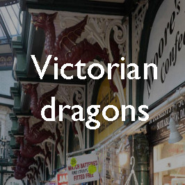 Victorian dragons