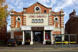Savoy Cinema, Heaton Moor Road, Heaton Moor, Stockport