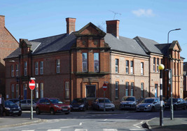 Former police station, Tatton Place, Sale, Trafford