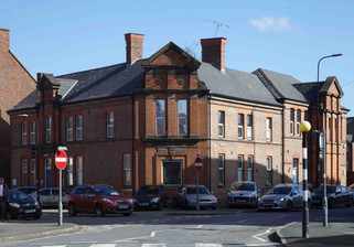Former police station, Tatton Place, Sale, Trafford