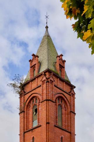 St Bride's Church, Shrewsbury Street, Old Trafford
