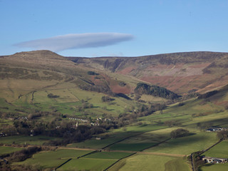 Kinder Scout from Mam Tor