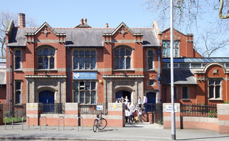 Withington Baths, Burton Road, Withington