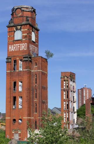 Hartford Mill, Edward Street, Chadderton