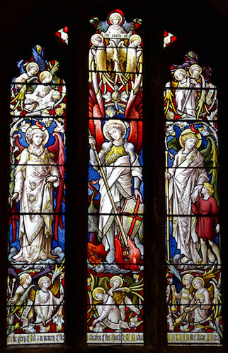 Mottram Parish Church, Church Brow, Mottram-in-Longdendale