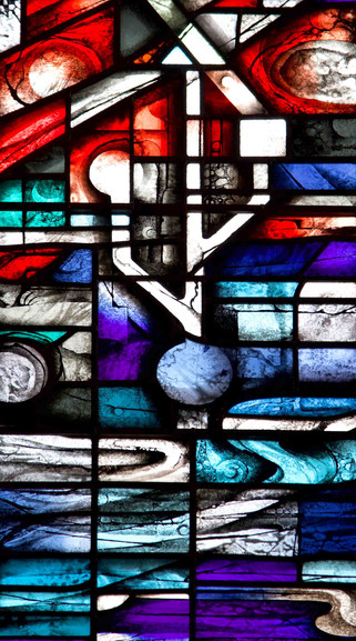 Hope Window, Manchester Cathedral