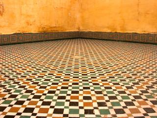 Mausoleum of Moulay Ismail, Meknès, Morocco