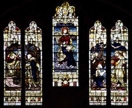 St Peter's Church, Ashley Road, Hale, Trafford