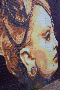 Mural, Wellington Mill, Pollard Street East, Ancoats