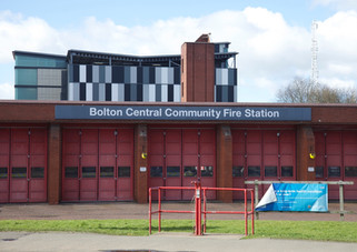 Bolton Central Community Fire Station, Moor Lane, Bolton