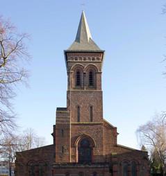 St George Church, Church Walk, Altrincham