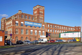 Werneth Mill, Featherstall Road North, Oldham Edge, Oldham