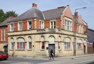 Former post office, King Street, Dukinfield