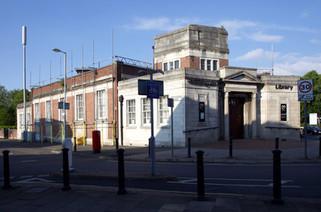 Withington Library, Wellington Road, Withington