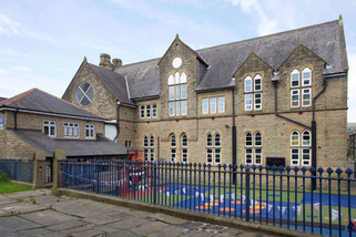 Holy Trinity School, Victoria Street, Littleborough