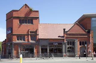 Former Fallowfield railway station, Wilmslow Road, Fallowfield