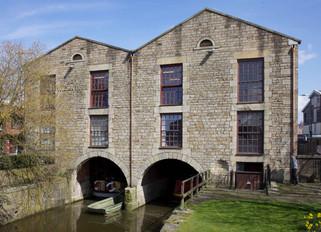 Bridgewater Canal, Wigan