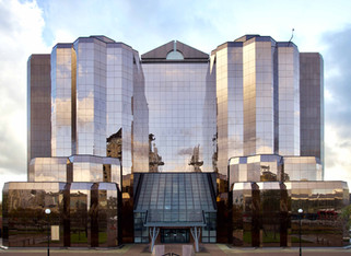 Quay West office building, Salford Quays
