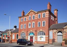 Reddish Community Centre & Library, Gorton Road, Reddish, Stockport