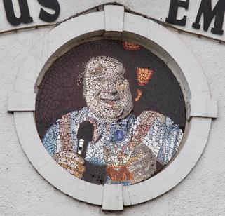 Bernard Manning, World Famous Embassy Club, 897 Rochdale Road, Harpurhey