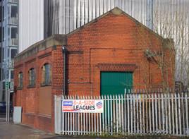 Substation, Rochdale Road, Bury