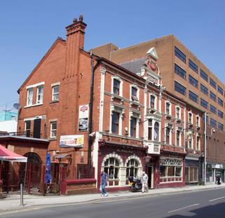The Station Hotel, Stamford New Road, Altrincham