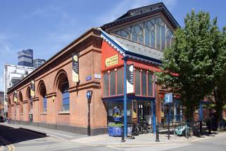 Manchester Craft & Design Centre, Oak Street, Northern Quarter