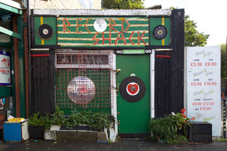 Record Shack, Withington Road, Whalley Range