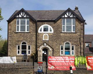 Nursery School, Church Street, Horwich