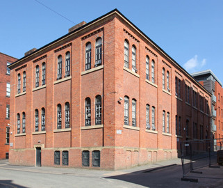 Former school, School Street, Angel Meadow