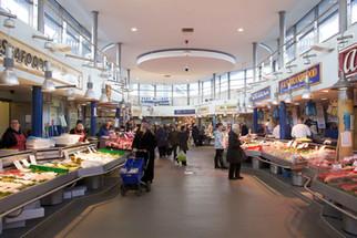 Bury Market Hall, Bury