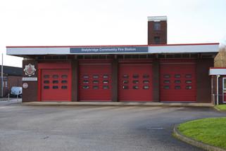 Stalybridge Community Fire Station, Rassbottom Road, Stalybridge