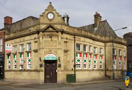 Lancashire & Yorkshire Bank, Stand Lane, Radcliffe