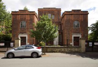 Shaare Hayim Synagogue, Old Landsdowne Road, Didsbury