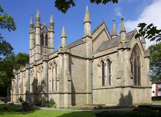 St Mark's church, Redhouse Lane, Bredbury, Stockport