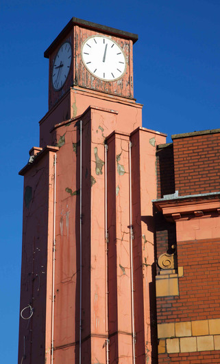 Grand Theatre, King Street, Oldham