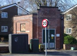 Substation, Blackshaw Lane, Bolton
