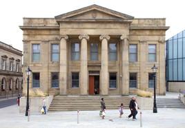 Oldham Town Hall, Yorkshire Street, Oldham